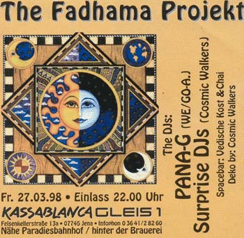 Flyer the fadhama project