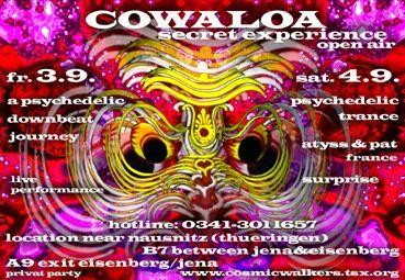 Flyer cowaloa 1999/09